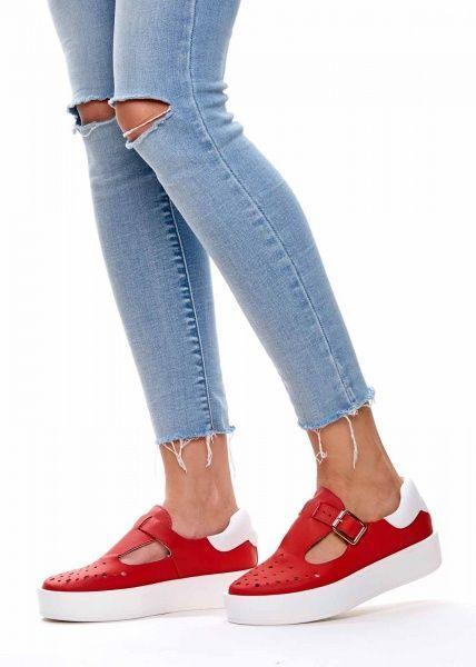 женские Кеды 527729 Modus Vivendi 527729 размеры обуви, 2017
