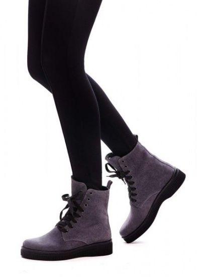 женские 531013 Замшевые ботинки Modus Vivendi 531013 брендовая обувь, 2017
