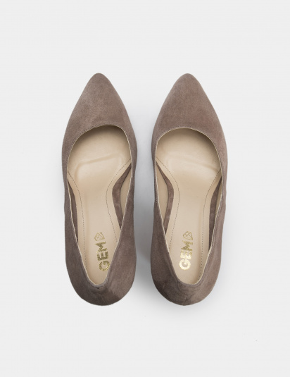 Туфлі-човники Gem модель 54595948-3 — фото 4 - INTERTOP