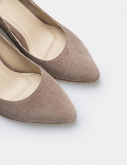 Туфлі-човники Gem модель 54595948-3 — фото 5 - INTERTOP