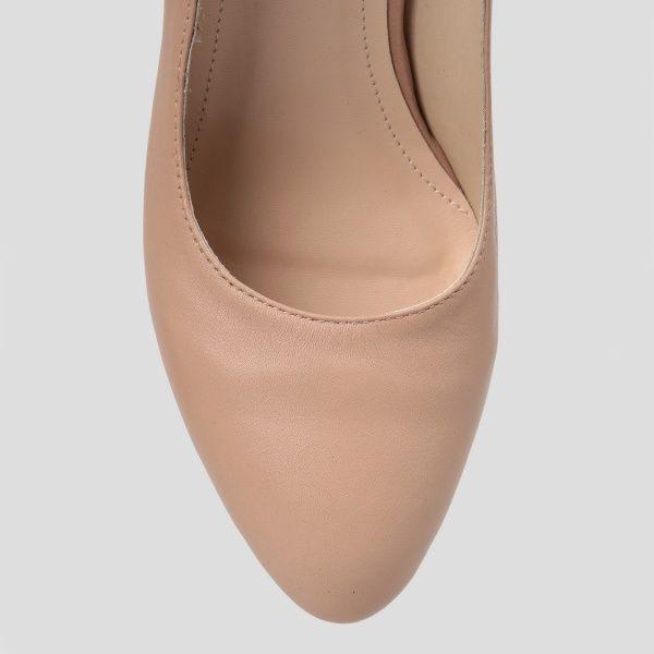 Туфли женские Лодочки 56314516 розово-бежевая кожа 56314516 купить в Интертоп, 2017