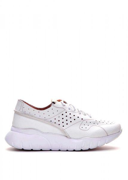 Купить Кроссовки женские 563517 Белые кожаные кроссовки 563517, Modus Vivendi