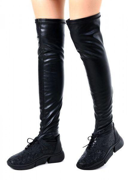 женские 565109 Кожаные кроссовки с чулком Modus Vivendi 565109 бесплатная доставка, 2017