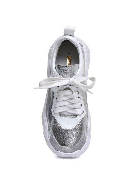 """для женщин 565500 Белые кожаные кроссовки """"Ugly shoes"""" Modus Vivendi 565500 продажа, 2017"""