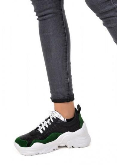 """женские 565520 Кожаные кроссовки """"Ugly shoes"""" Modus Vivendi 565520 выбрать, 2017"""
