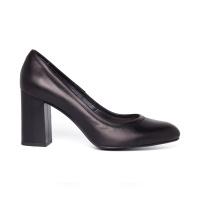 Туфлі  жіночі Лодочки 57600115 чорна шкiра 57600115 купити, 2017