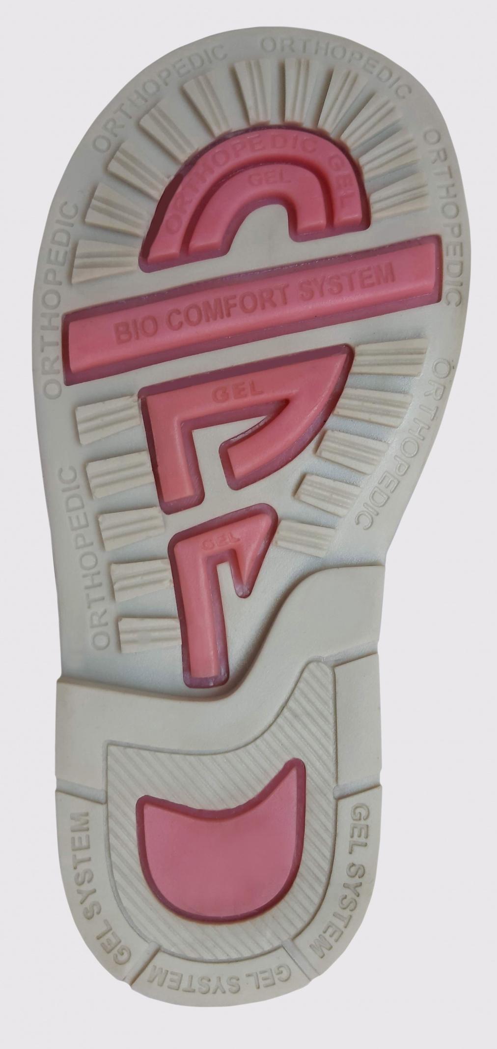Туфли для детей Perlina 58PUDRA размеры обуви, 2017