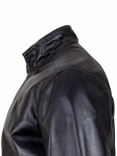 Куртка шкіряна Bugatti - фото