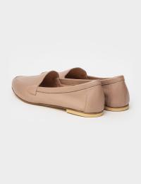 Балетки  жіночі Балетки 596-010nud беж нюд 596-010nud модне взуття, 2017