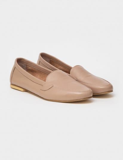 Балетки  жіночі Балетки 596-010nud беж нюд 596-010nud брендове взуття, 2017