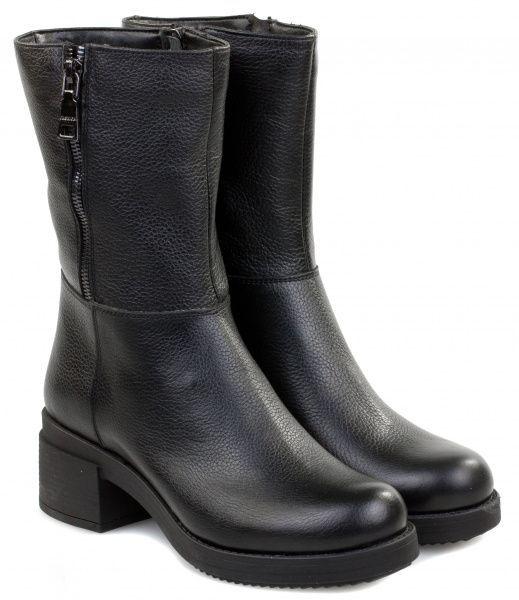Купить Ботинки женские BRASKA 5B1, Черный