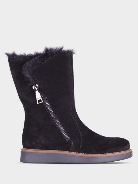 Ботинки для женщин BRASKA 5B18 примерка, 2017