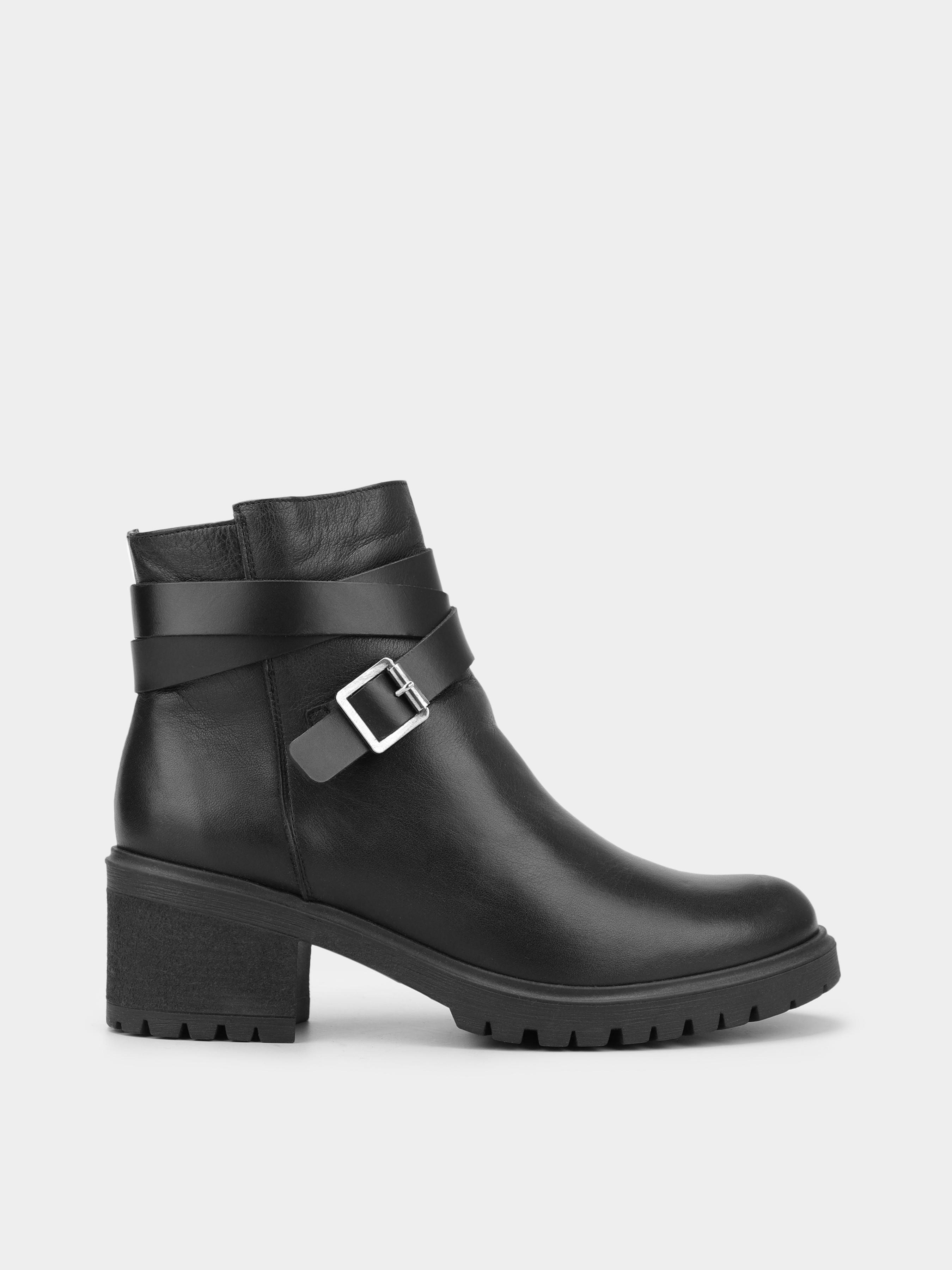 Ботинки для женщин BRASKA 5B20 примерка, 2017