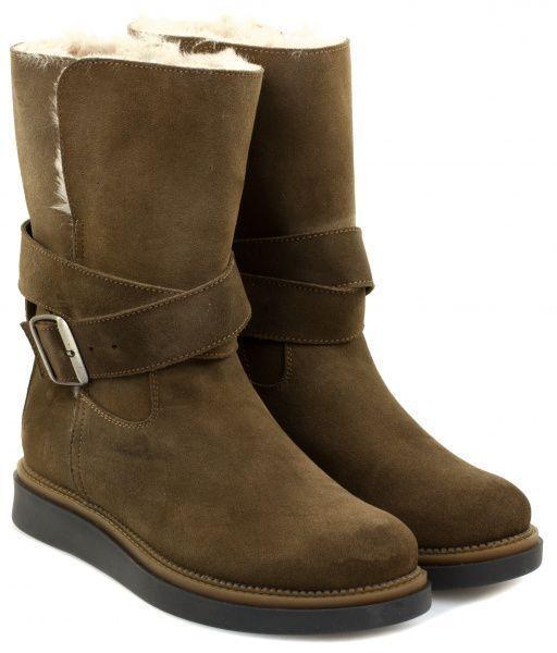 Купить Ботинки женские BRASKA 5B5, Коричневый