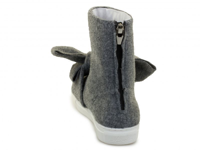Ботинки для женщин BRASKA 5B7 примерка, 2017