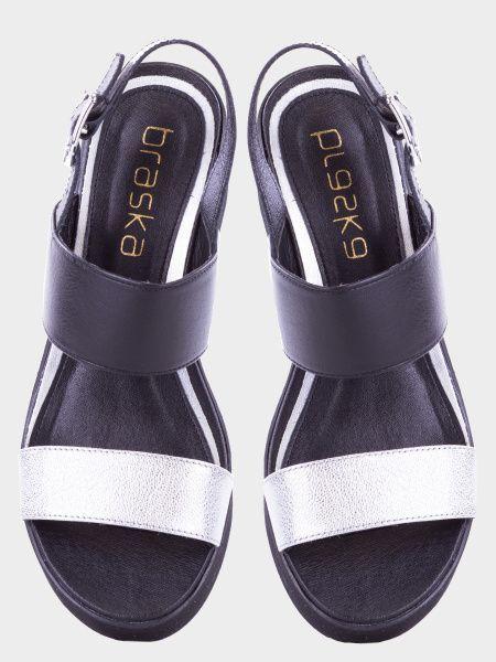Сандалии для женщин BRASKA 5B8 размерная сетка обуви, 2017