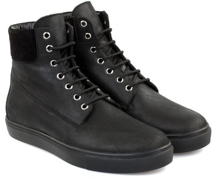 Купить Ботинки мужские BRASKA 5C3, Черный