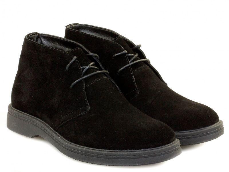 Купить Ботинки мужские BRASKA 5C5, -, Черный