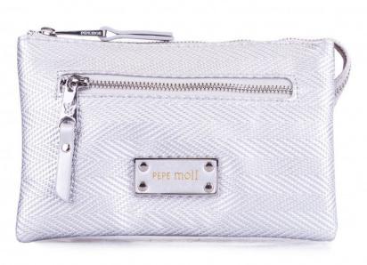 Сумка  PepeMoll модель 50100 Silver купить, 2017