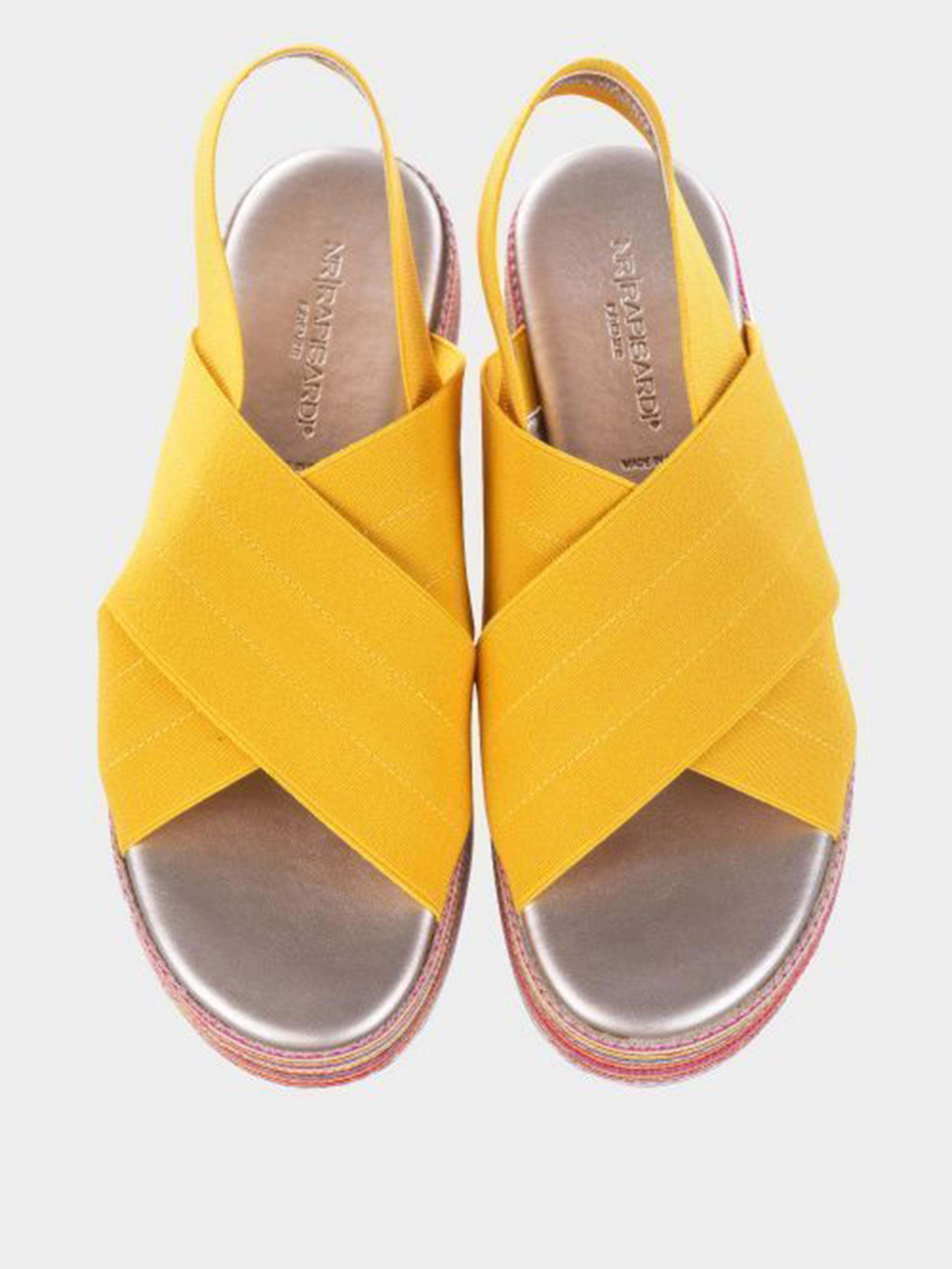 Сандалии для женщин NR RAPISARDI 5G29 купить обувь, 2017