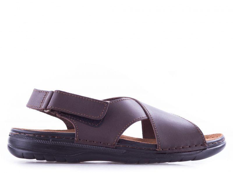 Сандалии мужские Gunter Inblu 5H1 размерная сетка обуви, 2017