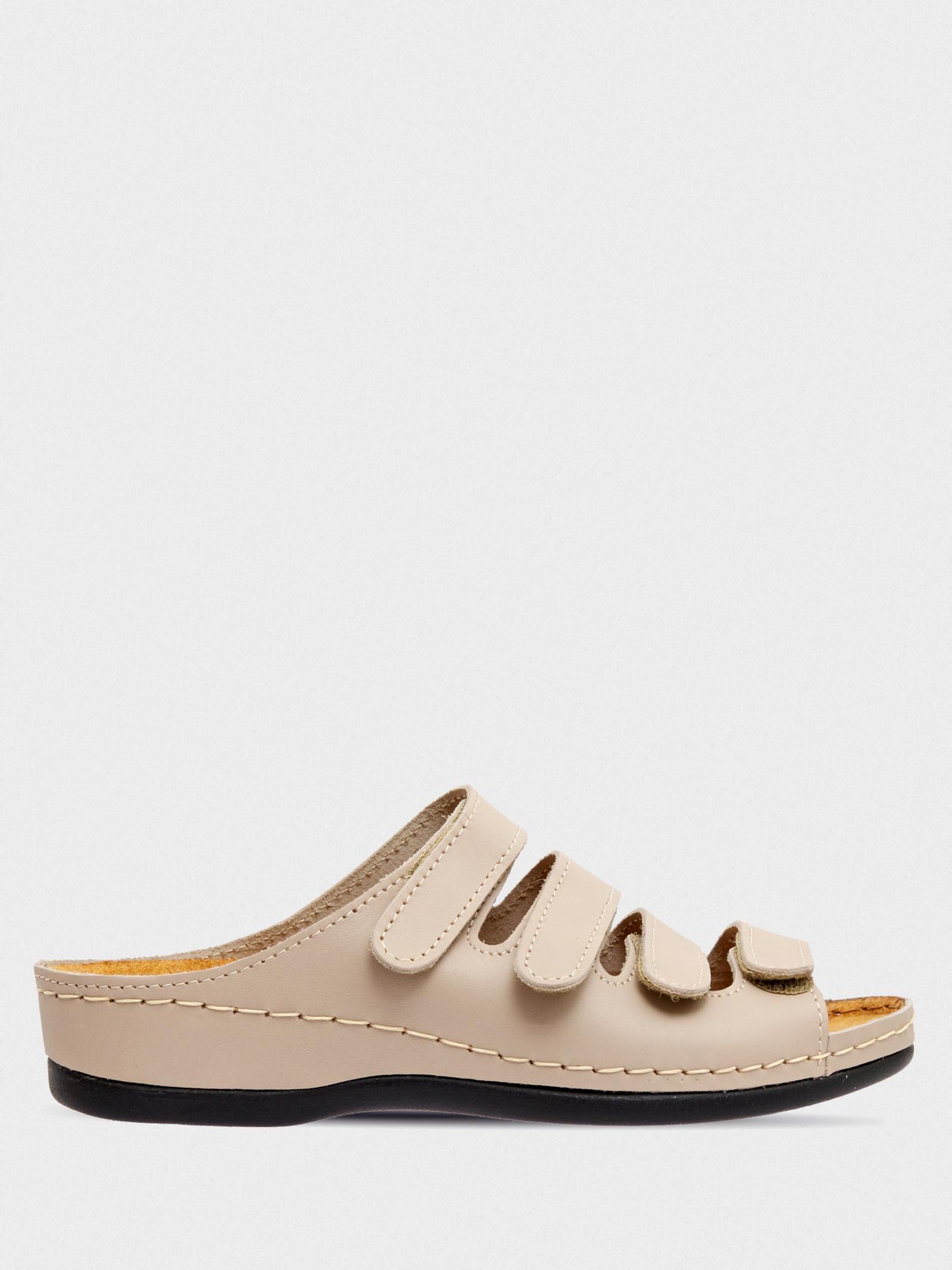 Шльопанці  для жінок Gunter 06-1С розмірна сітка взуття, 2017