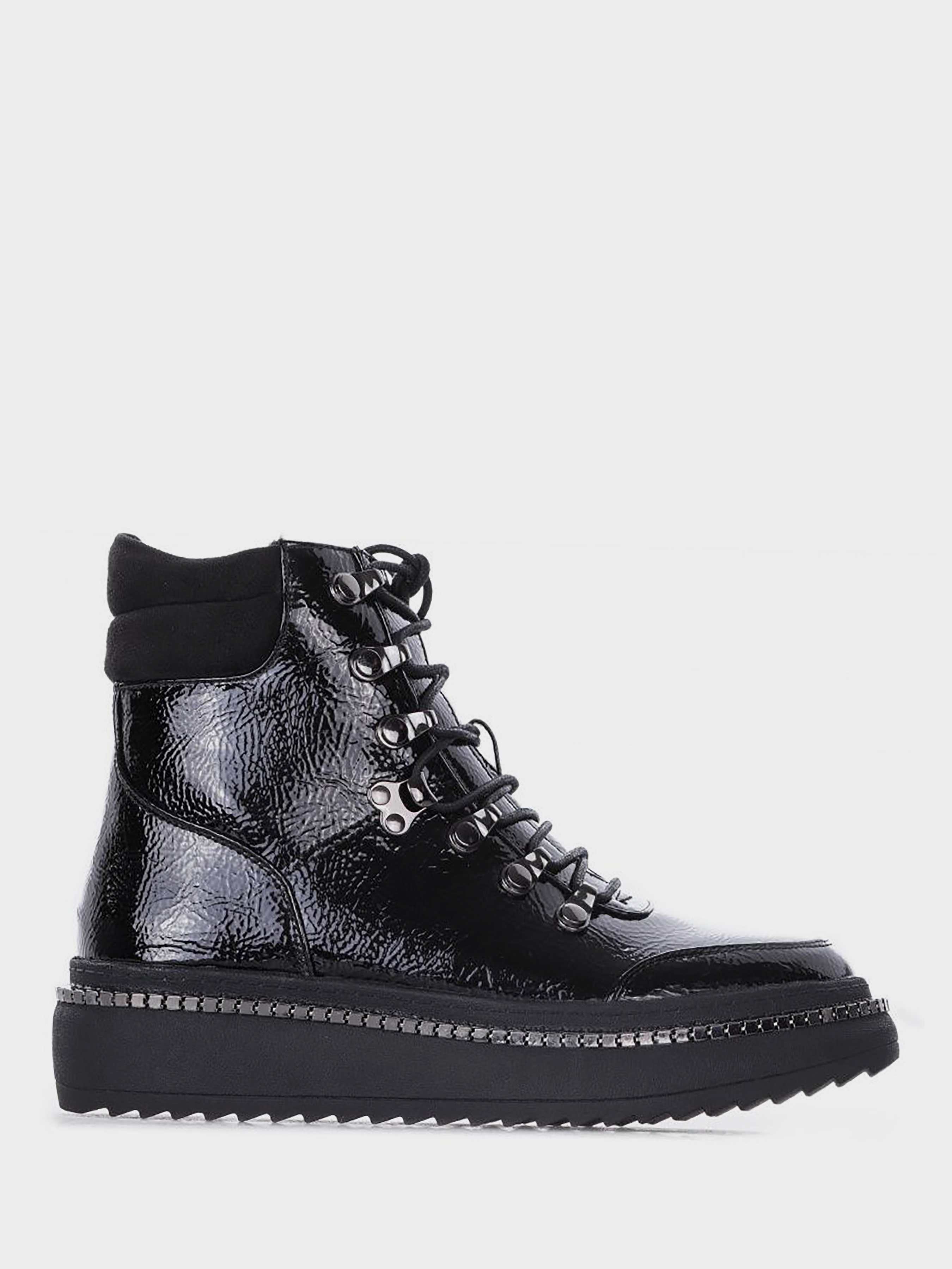 Ботинки для женщин INUOVO 5L13 примерка, 2017