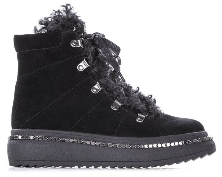 Ботинки для женщин INUOVO 5L14 примерка, 2017