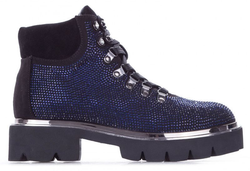Ботинки для женщин INUOVO 5L21 примерка, 2017