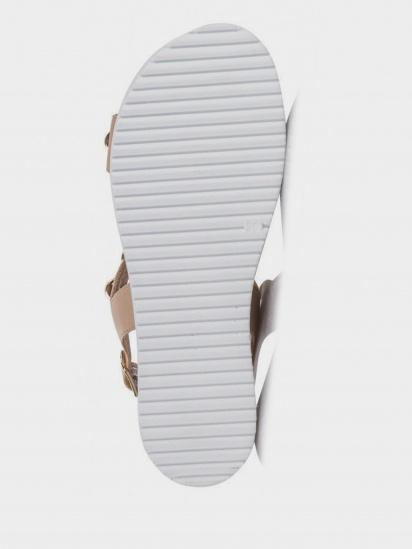 Сандалі  для жінок INUOVO 128015 visone брендове взуття, 2017