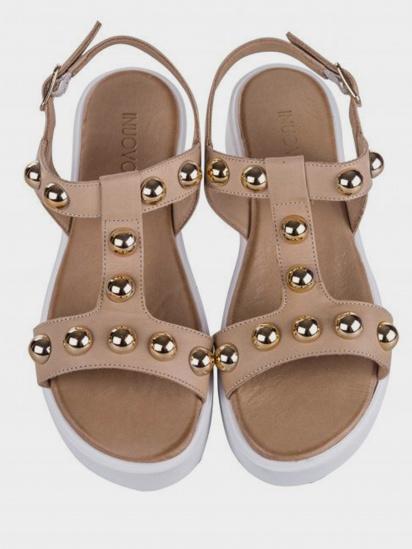 Сандалі  для жінок INUOVO 128015 visone розміри взуття, 2017