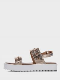 Сандалі  для жінок INUOVO 128011 GOLD модне взуття, 2017