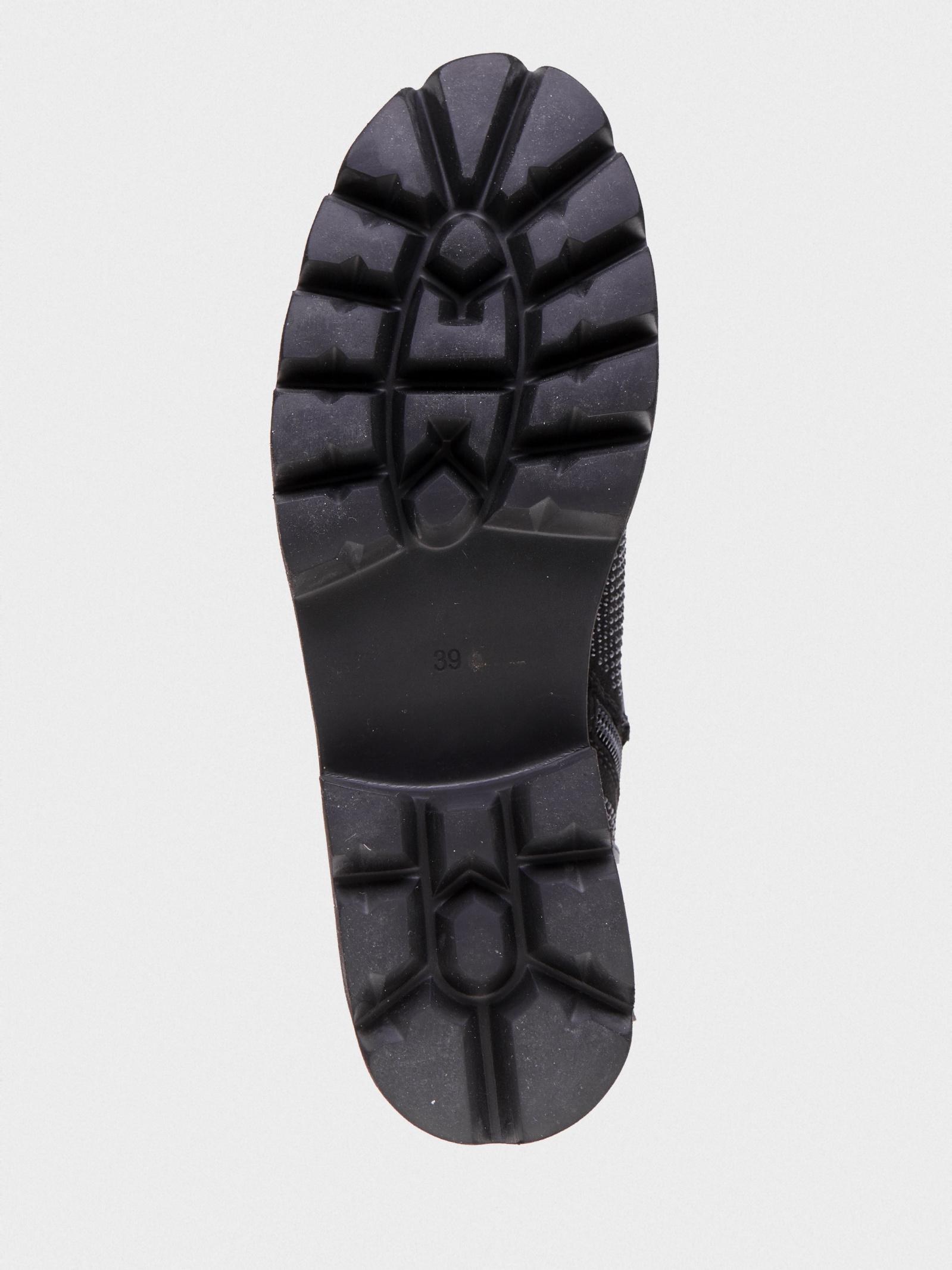 Ботинки для женщин INUOVO 5L48 размерная сетка обуви, 2017