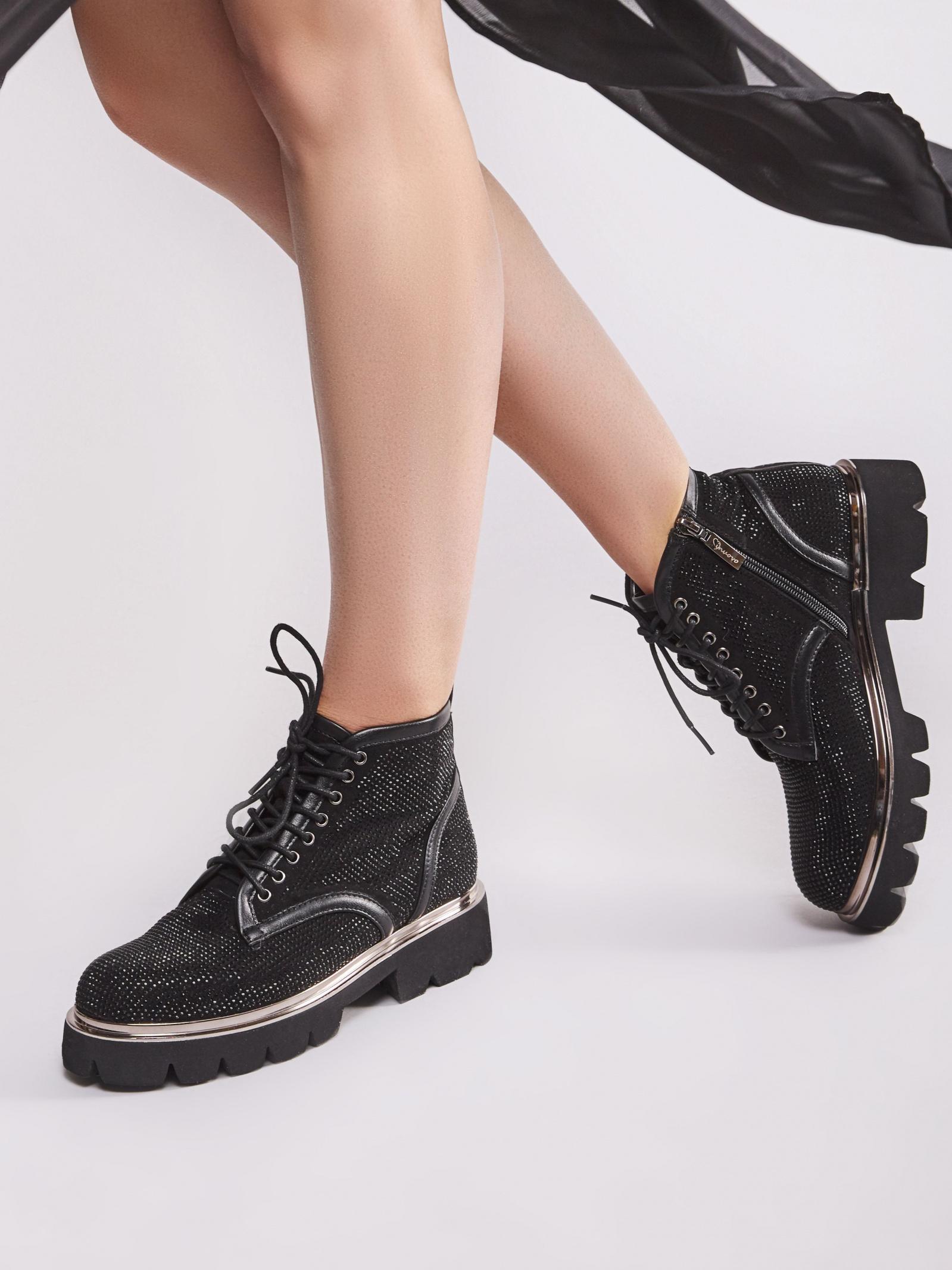 Ботинки для женщин INUOVO 5L48 купить в Интертоп, 2017