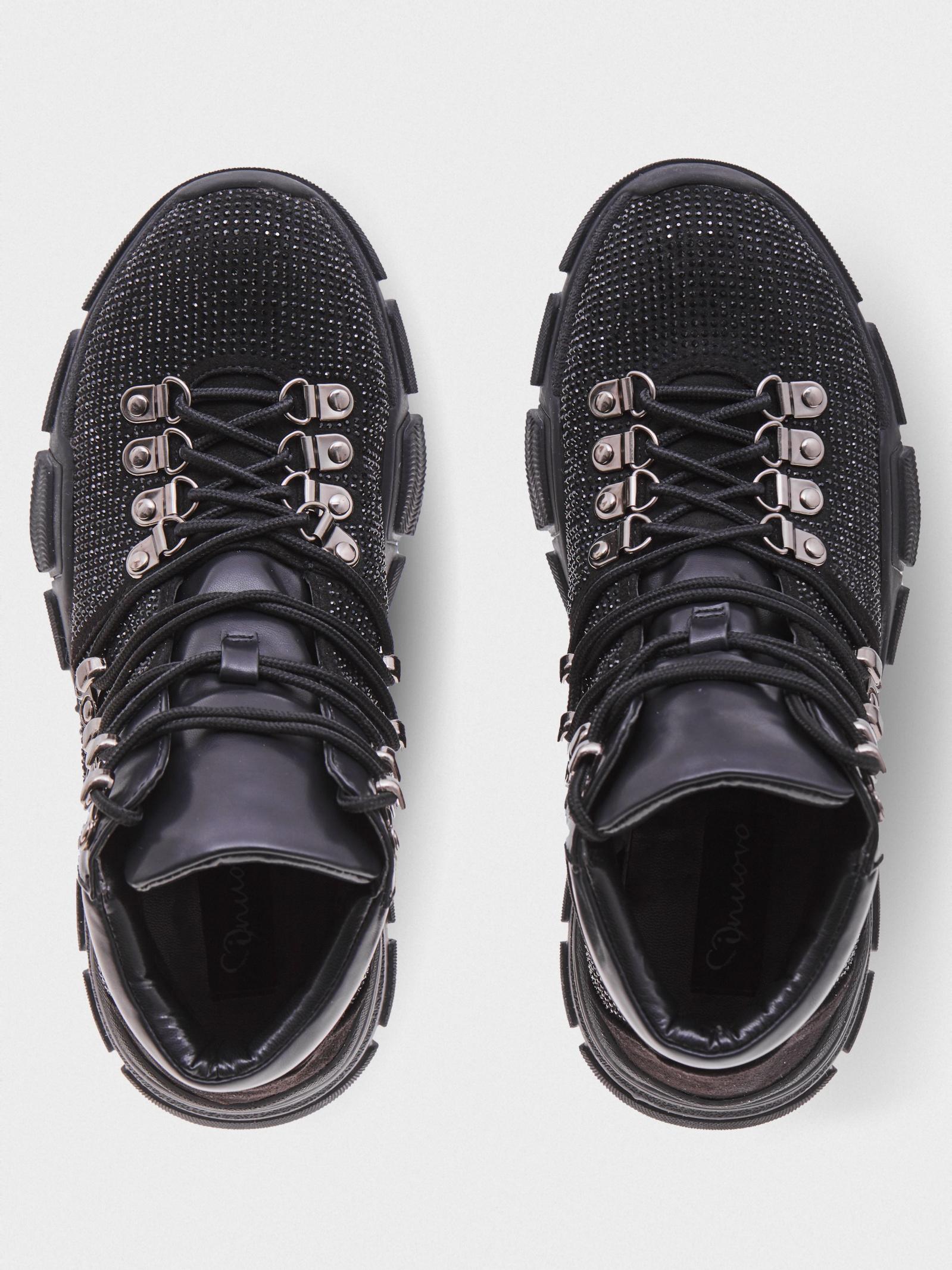 Ботинки для женщин INUOVO 5L49 размерная сетка обуви, 2017