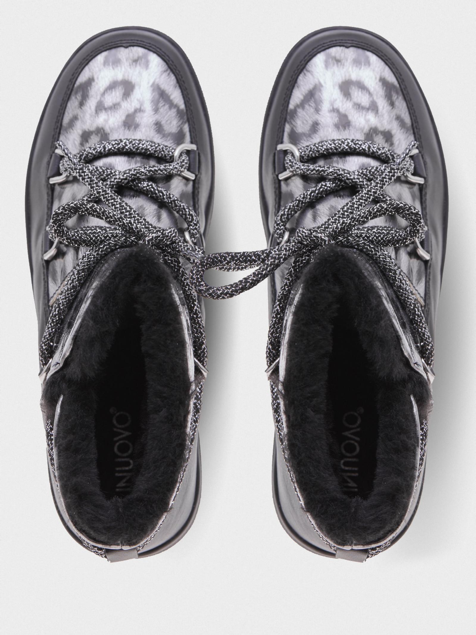 Ботинки для женщин INUOVO 5L53 размерная сетка обуви, 2017