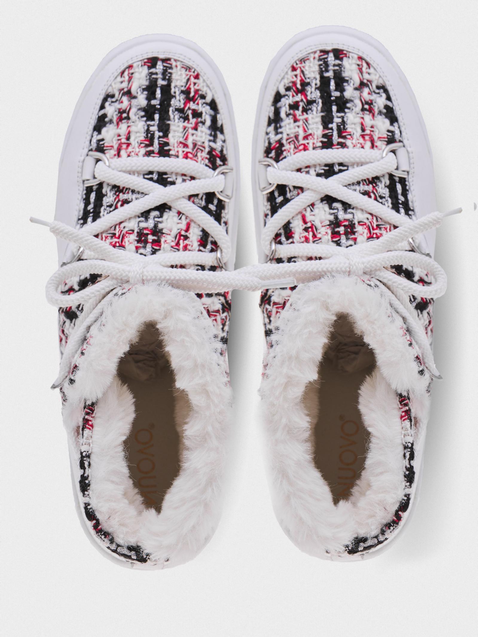 Ботинки для женщин INUOVO 5L56 размерная сетка обуви, 2017