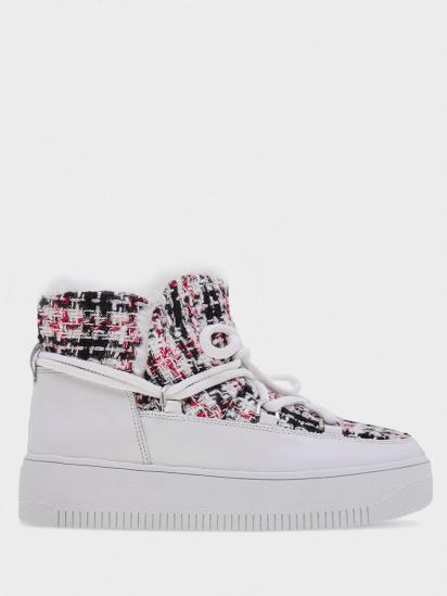 Ботинки для женщин INUOVO 5L56 примерка, 2017