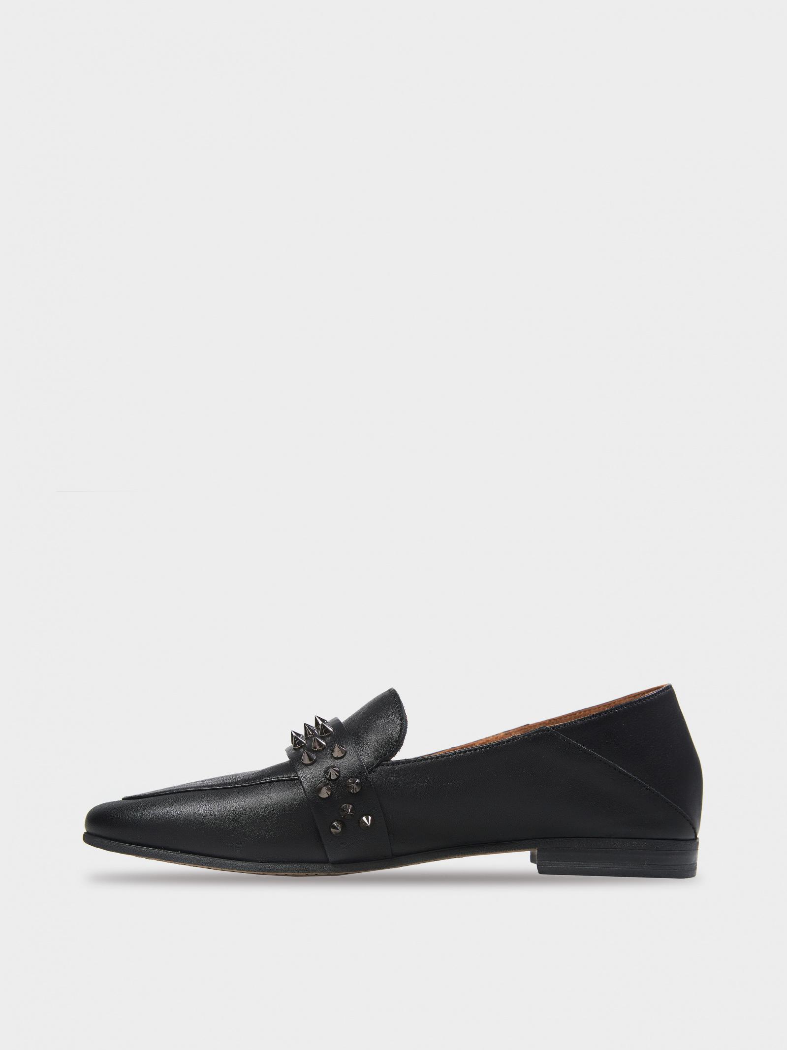 Туфлі  для жінок INUOVO 483006 BLACK вартість, 2017