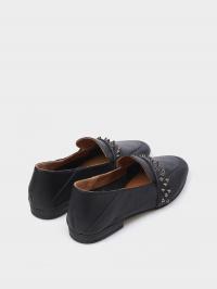 Туфлі  для жінок INUOVO 483006 BLACK модне взуття, 2017