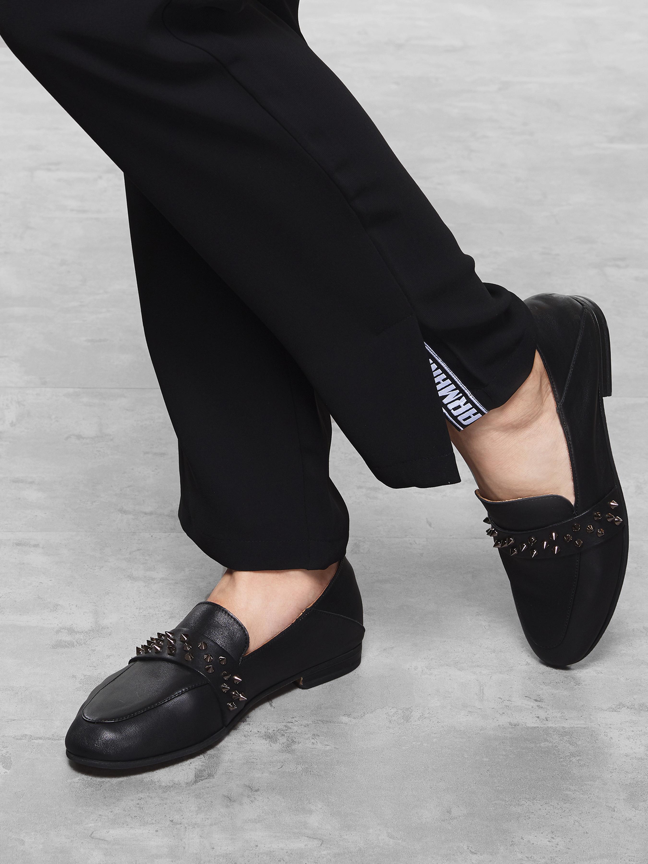 Туфлі  для жінок INUOVO 483006 BLACK розміри взуття, 2017