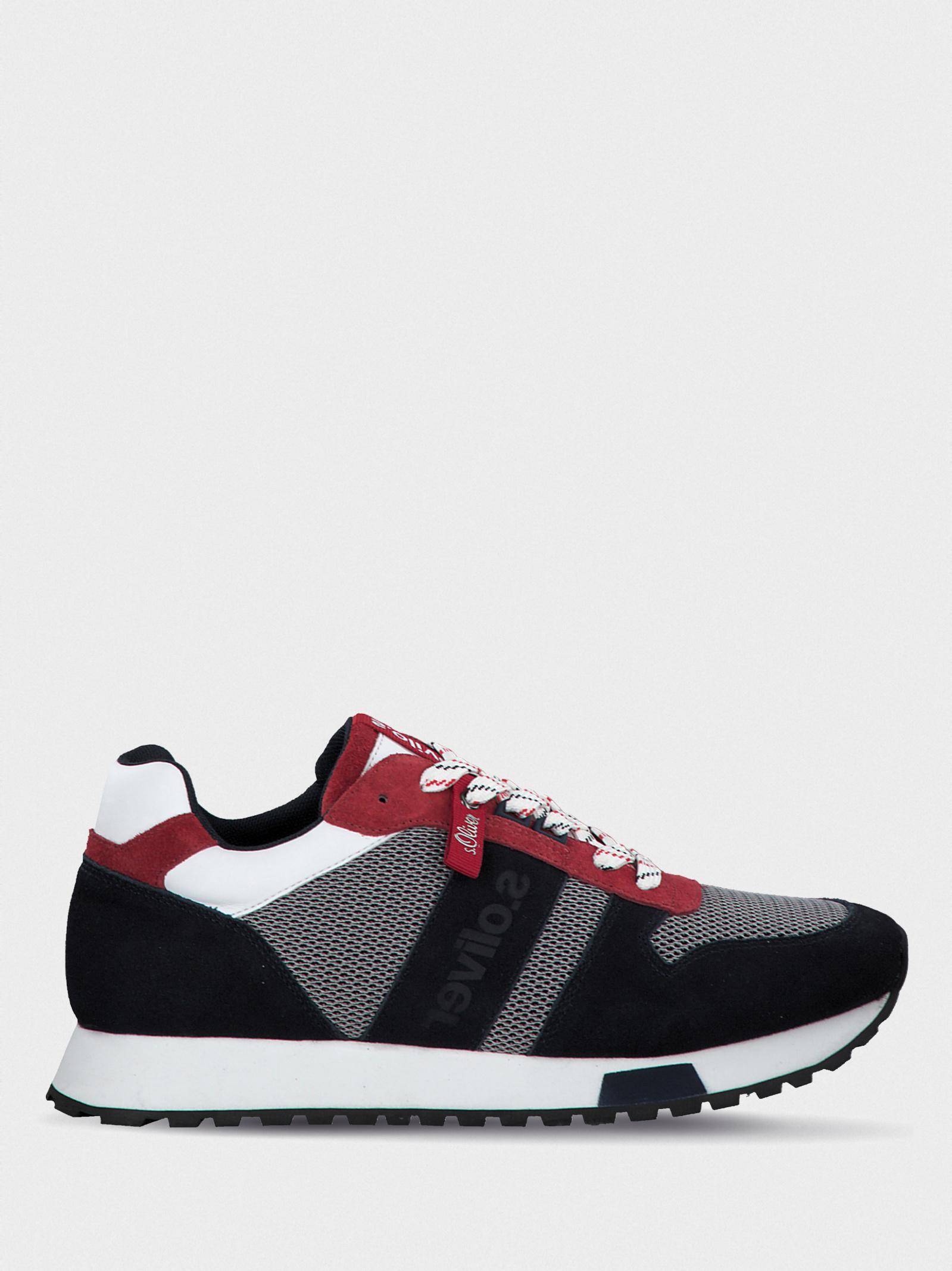 Кроссовки для мужчин S.Oliver 5M177 размеры обуви, 2017