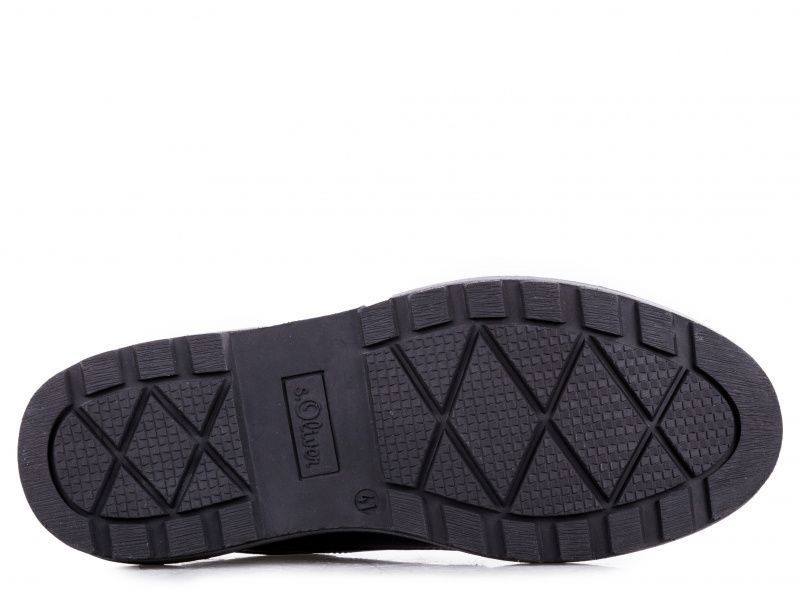 Полуботинки для мужчин S.Oliver 5M65 модная обувь, 2017