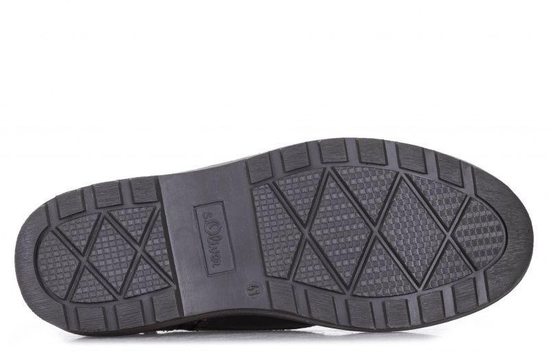 Ботинки для мужчин S.Oliver 5M69 купить в Интертоп, 2017