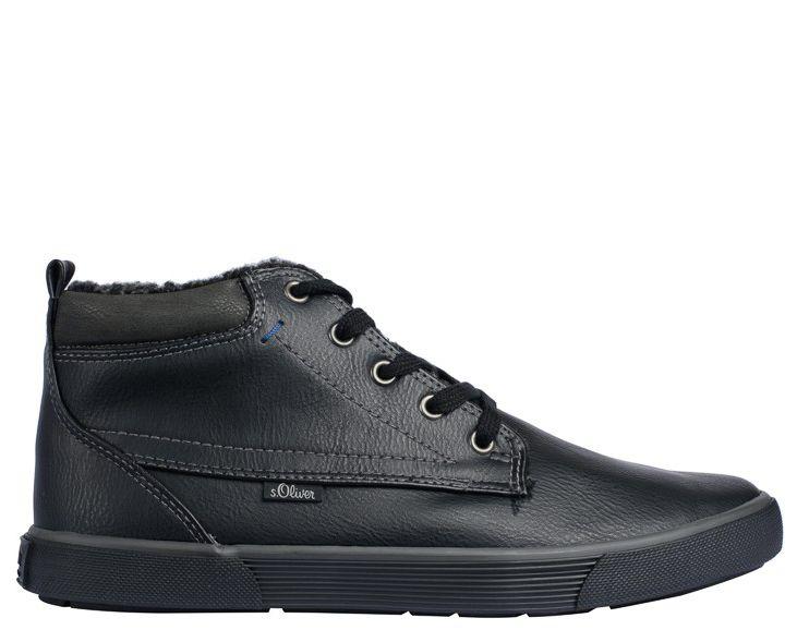 Ботинки для мужчин S.Oliver 5M73 брендовые, 2017