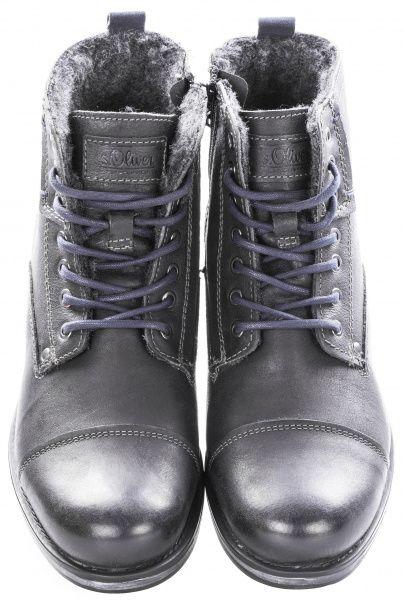 Ботинки для мужчин S.Oliver 5M75 размеры обуви, 2017