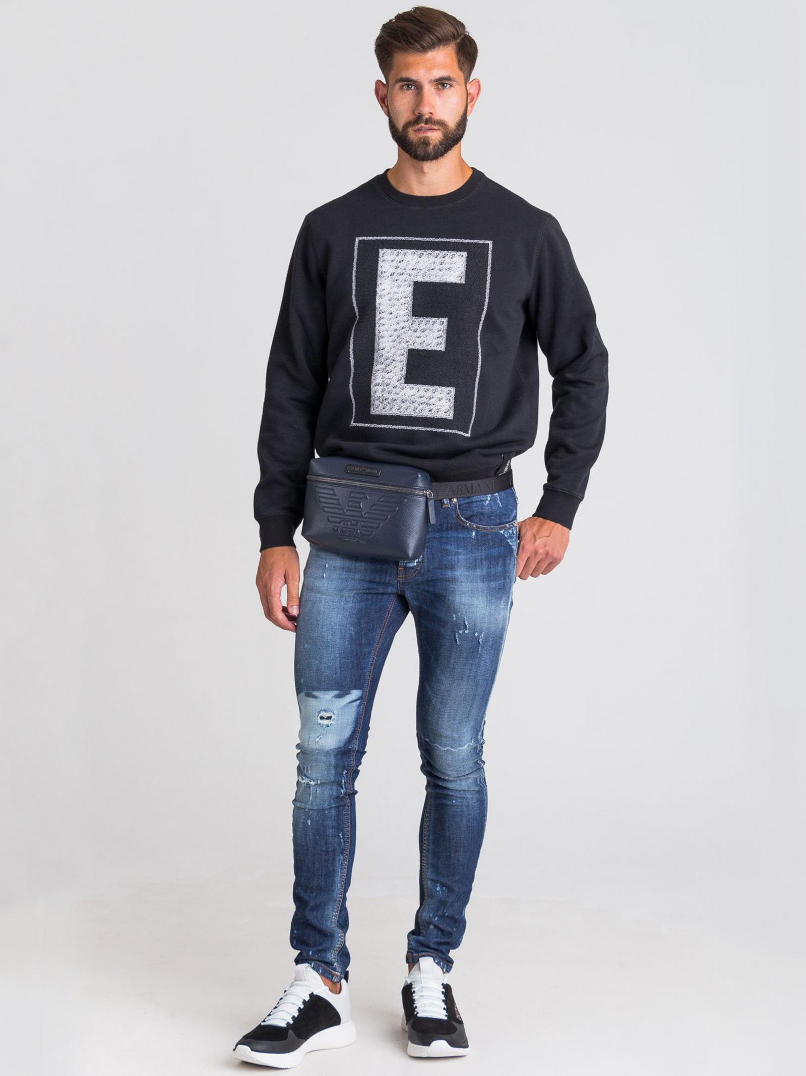 Emporio Armani Кофти та светри чоловічі модель 6G1MC9-1JQPZ-0999 відгуки, 2017