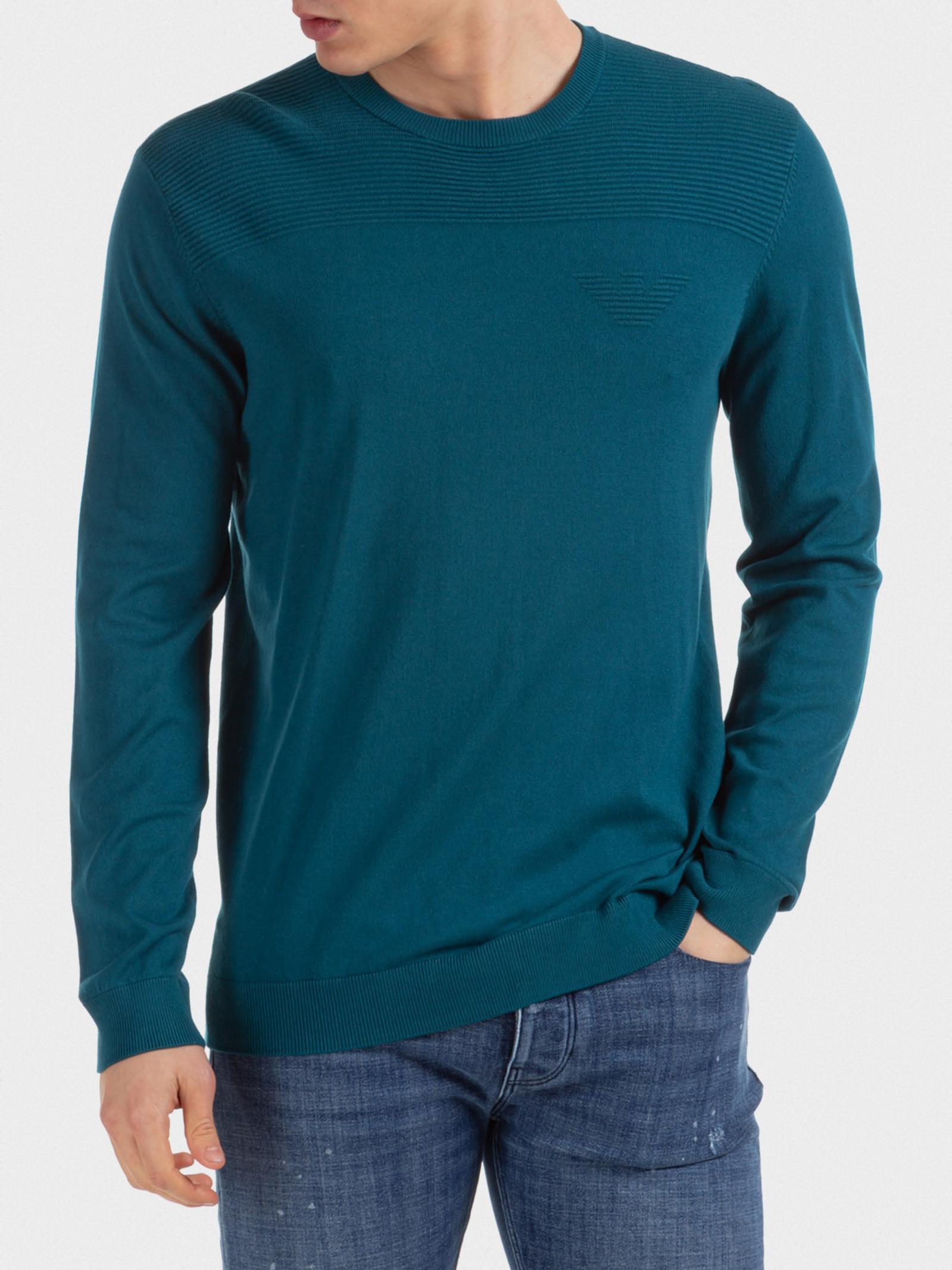 Emporio Armani Кофти та светри чоловічі модель 3H1MY3-1MMSZ-0955 відгуки, 2017