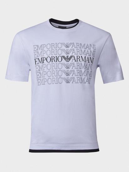 Футболка мужские Emporio Armani модель 5O1089 цена, 2017