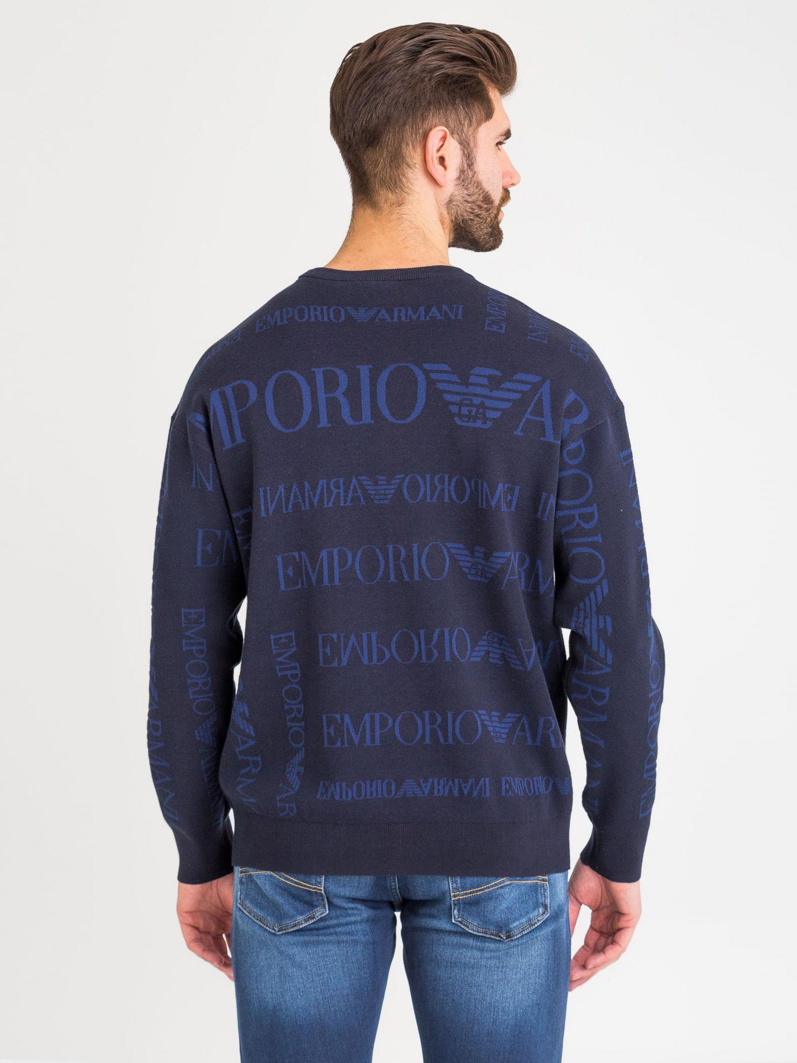 Кофты и свитера мужские Emporio Armani модель 5O1186 купить, 2017